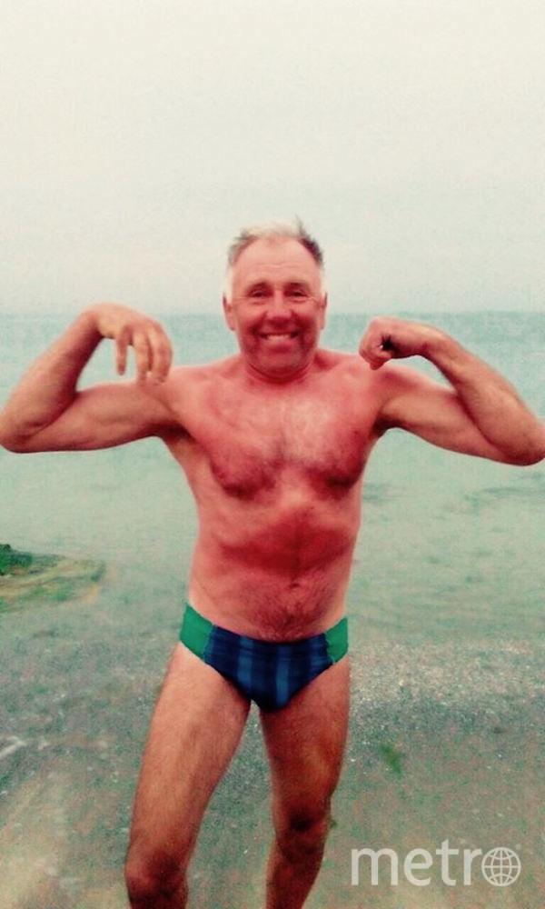 """""""Я тебе не дедушка, я – шеф-спортсмен"""". Фото Виктор (64 года), """"Metro"""""""