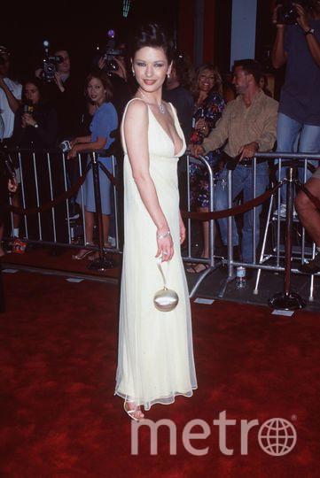 Кэтрин Зета-Джонс в молодости. Фото Getty