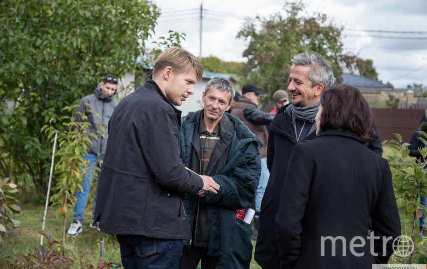 Фото со съёмок. Фото kinopoisk.ru