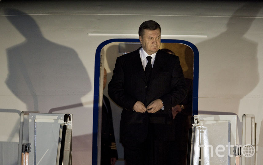 Виктор Янукович. Фото Getty