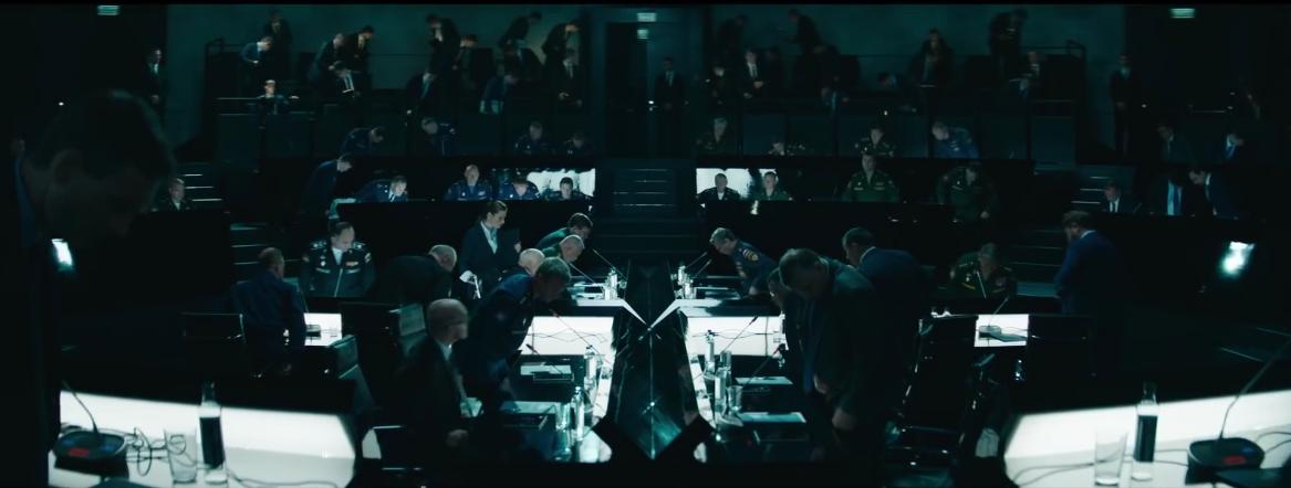 "Кадр из трейлера фильма ""Вторжение"". Фото скриншот: youtube.com/watch?v=BPSpm36U1HU"