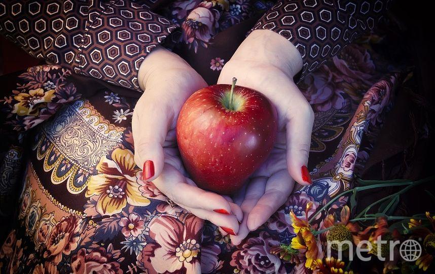 """Даже вид яблока у Джейд вызывает тошноту. Фото https://pixabay.com, """"Metro"""""""
