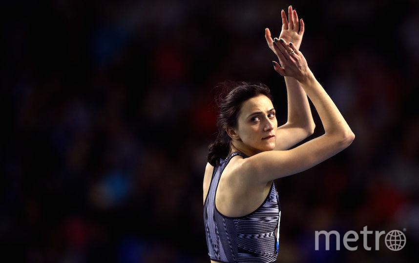Ласицкине – одна из лучших российских легкоатлеток. Фото Getty