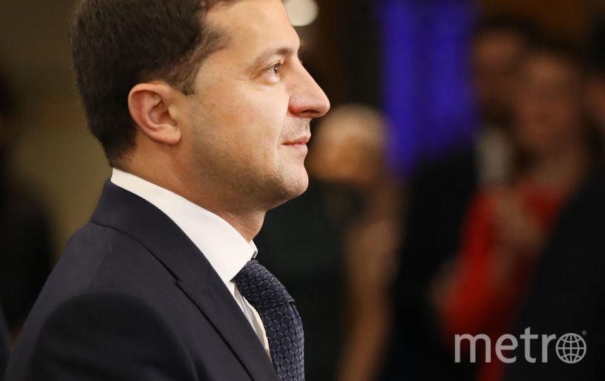 Владимир Зеленский в ООН вел себя неспокойно. Фото Getty
