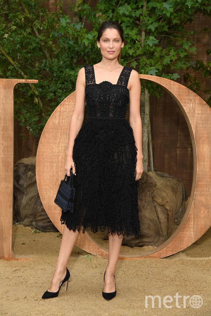 Пока Dior на Неделе моды в Париже. Фото Getty
