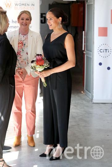 Меган Маркл и Ширли Гилби. Фото Getty