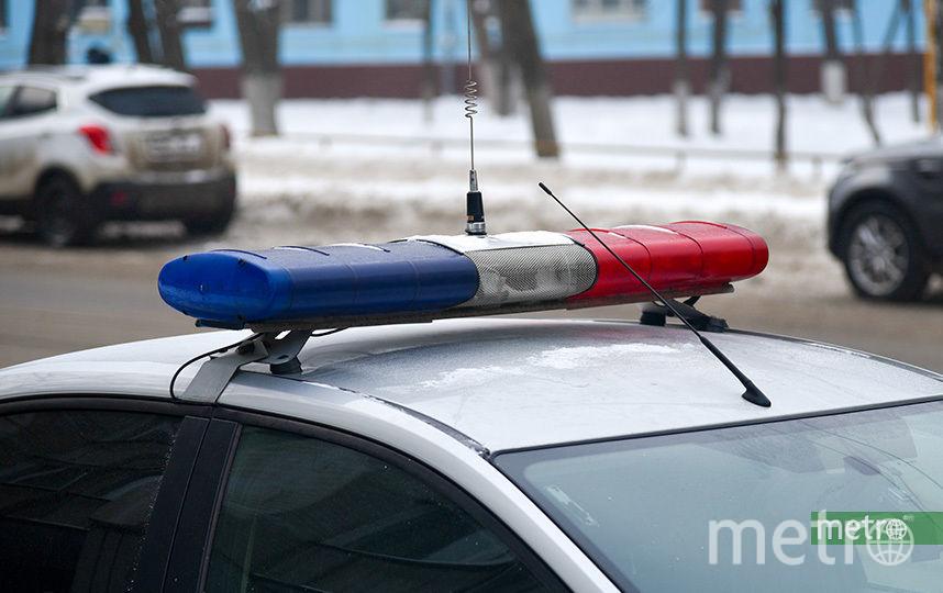 Инцидент произошёл рядом с деревней Малые Вяземы в Одинцовском районе. Фото Василий Кузьмичёнок