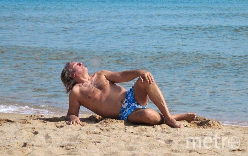 Юрий Лоза, фото с официальной страницы певца. Фото vk.com/id38761223, vk.com