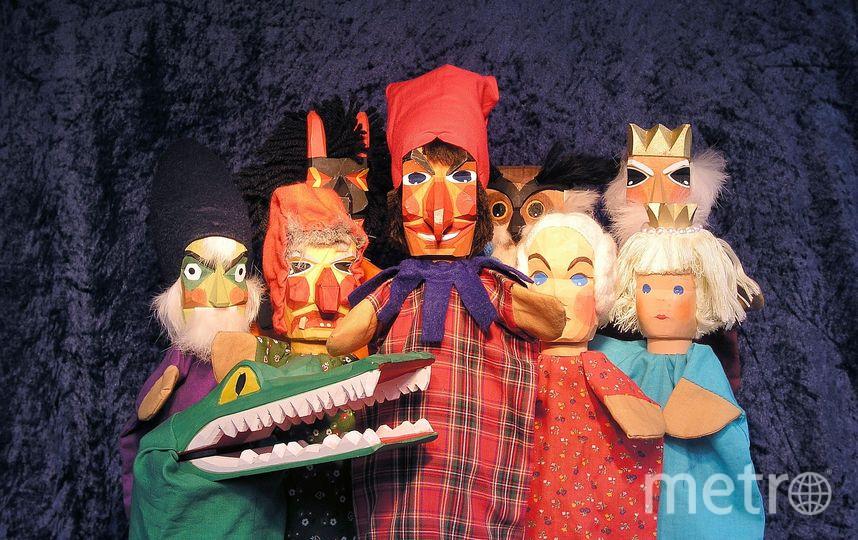 """Новосибирский театр кукол """"НОТЕК"""" по заявке Роскомнадзора поставит спектакль о защите персональных данных детей в Интернете. Фото pixabay.com"""