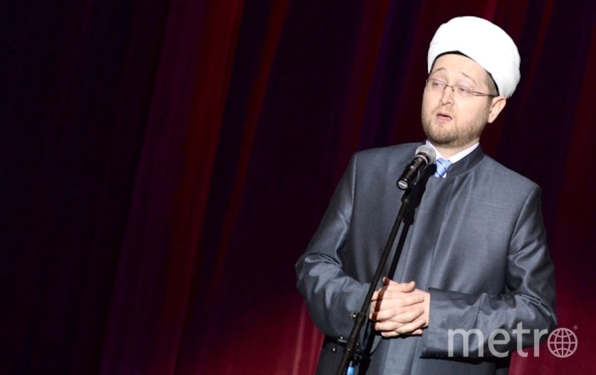 Муфтий Москвы Ильдар Аляутдинов. Фото РИА Новости