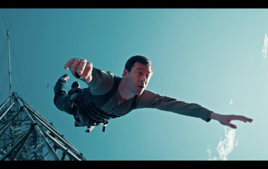 """Кадр из фильма """"Герой по вызову"""". Фото Предоставлено организаторами"""