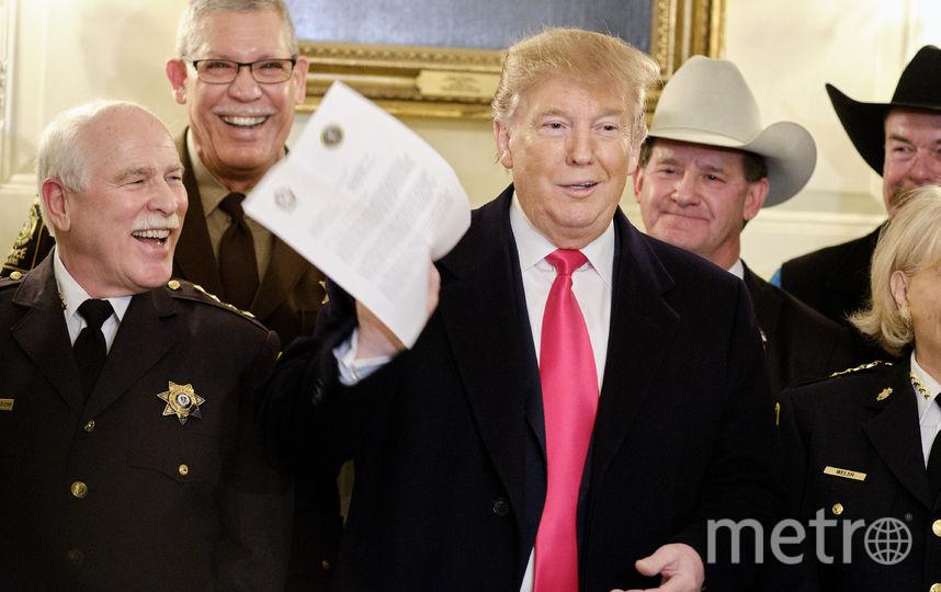 Дональд Трамп. Архивное фото. Фото Getty
