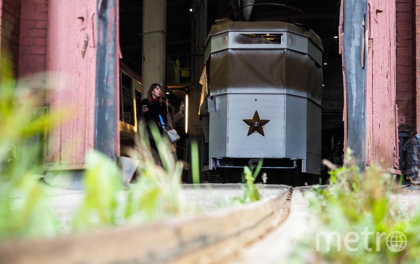 """В городе появится новый регулярный трамвайный маршрут """"Первый туристический"""". Фото Святослав Акимов., """"Metro"""""""