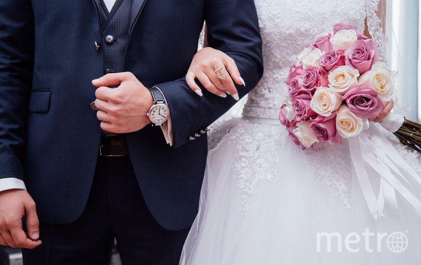 Возможность провести свадебную церемонию на новых площадках появится с октября. Фото Pixabay