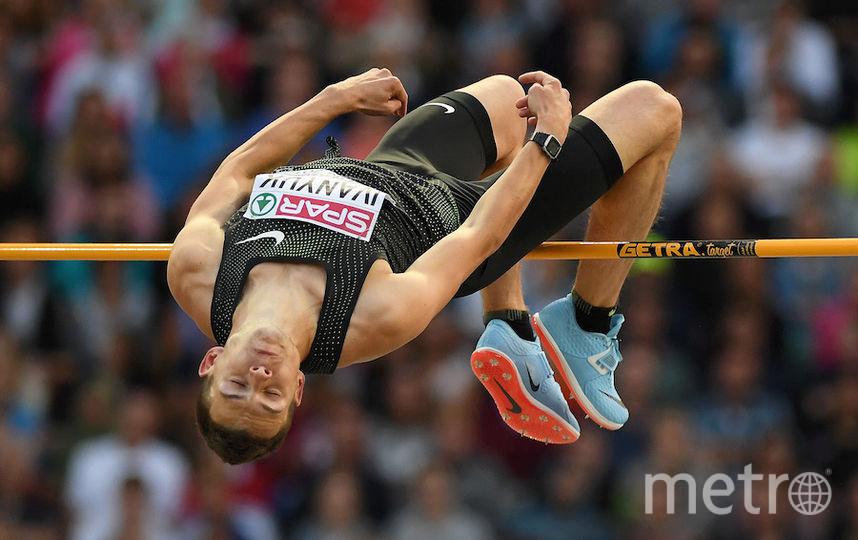 Илья Иванюк. Фото Getty