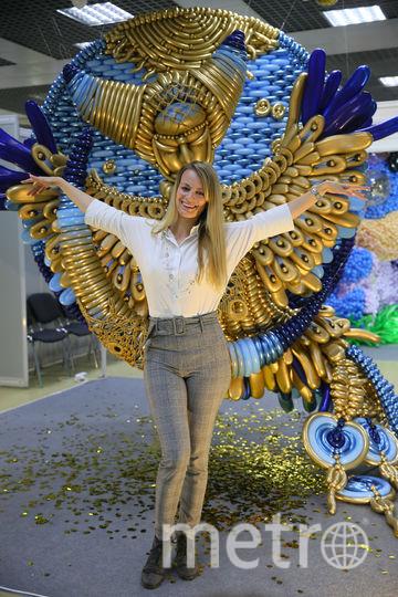 «Птица счастья». Эта работа почему-то особенно популярна среди девушек. Фото Василий Кузьмичёнок