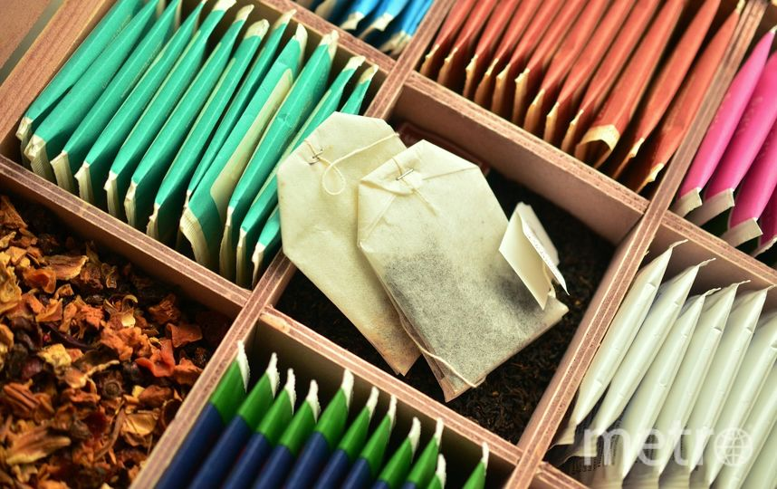 При заварке чайного пакетика в воду попадают миллиарды частиц микро- и нанопластика. Фото Pixabay