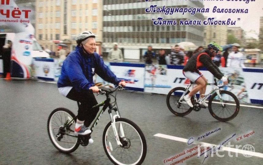 """""""Я тебе не бабушка, я – суперспортсмен и путешественник"""". Фото Раиса Николаевна (70 лет), """"Metro"""""""