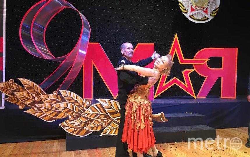 """Мы вам не бабушка с дедушкой, мы – танцоры"". Фото Валентина (62 года) и Алексей (64 года) Будкины, ""Metro"""