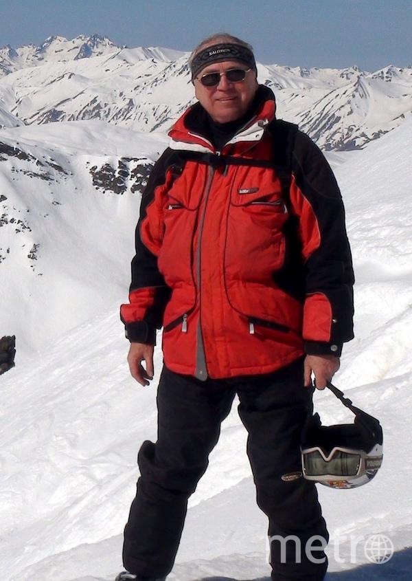 """Я тебе не дедушка, я – горнолыжник. Фото Михаил Филимонов (70+ лет), """"Metro"""""""