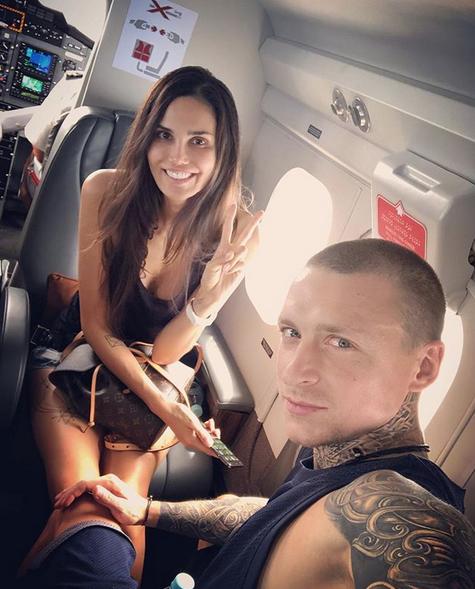 Алана и Павел Мамаевы. Фото скриншот: instagram.com/alana_mamaeva/