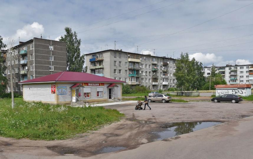 Мга. Фото скриншот Яндекс.Панорамы