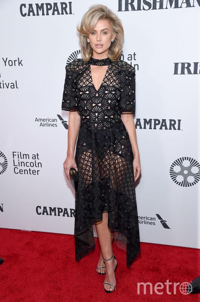 Американская певица и актриса Лала Кент на премьере фильма. Фото Getty