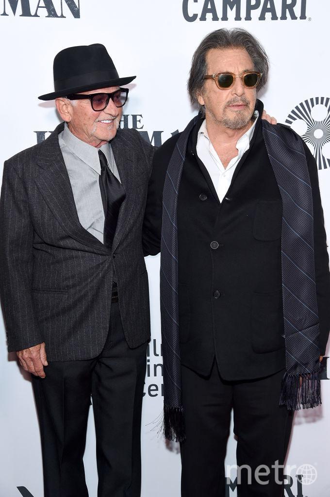 Джо Пеши и Аль Пачино. Фото Getty
