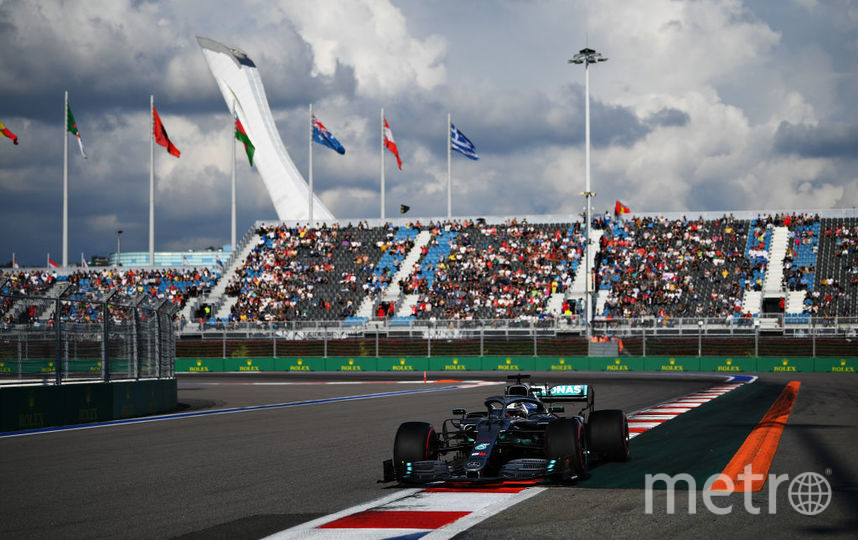 Гран-при России в Сочи. Фото Getty