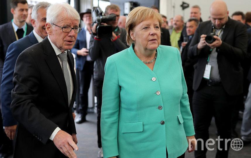 Ангела Меркель, фотоархив. Фото Getty