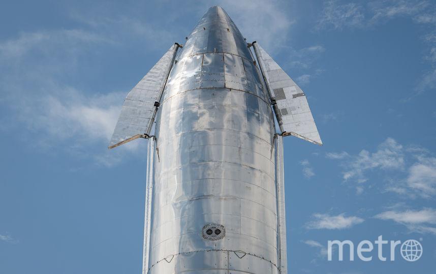 Космический корабль Starship. Фото AFP