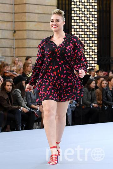 Британская модель Искра Лоуренс. Фото Getty