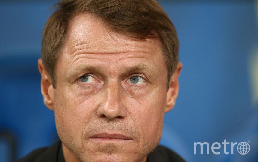 Олега Кононова отправили в отставку. Фото Getty