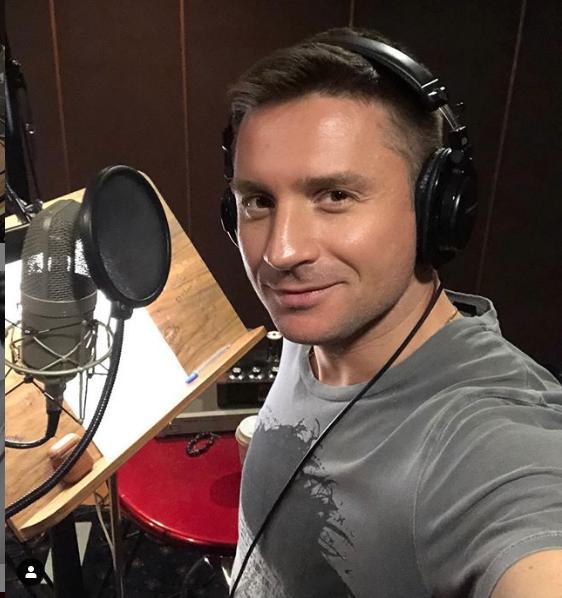 Сергей Лазарев. Фото instagram.com/lazarevsergey/?hl=ru