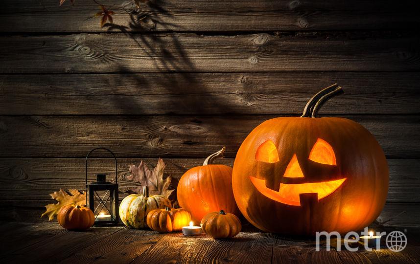 30 октября перевоплощаемся в монстров. Фото depositphotos.com