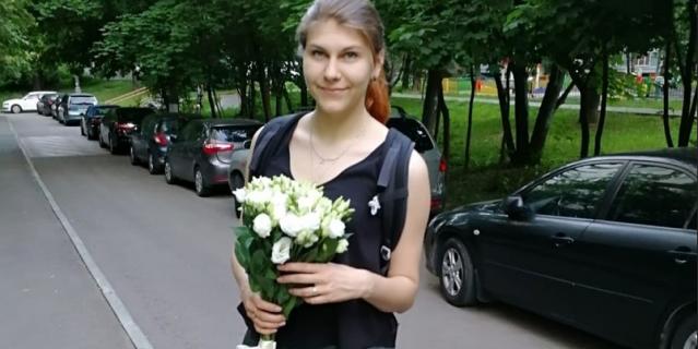Дарья Вербанова.