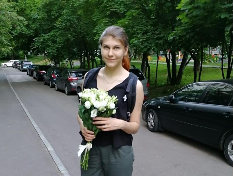 """Дарья Вербанова. Фото предоставлено героем публикации, """"Metro"""""""