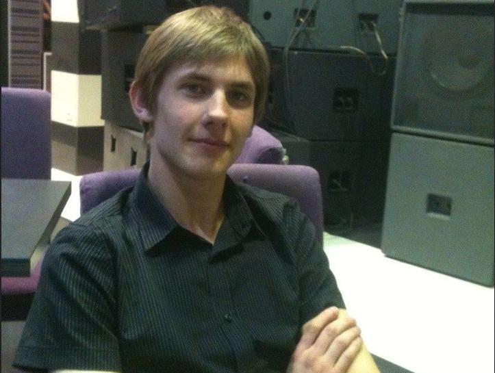 """Алексей Андреев. Фото предоставлено героем публикации, """"Metro"""""""