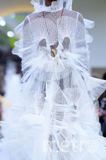Показ Valentino. Фото Getty