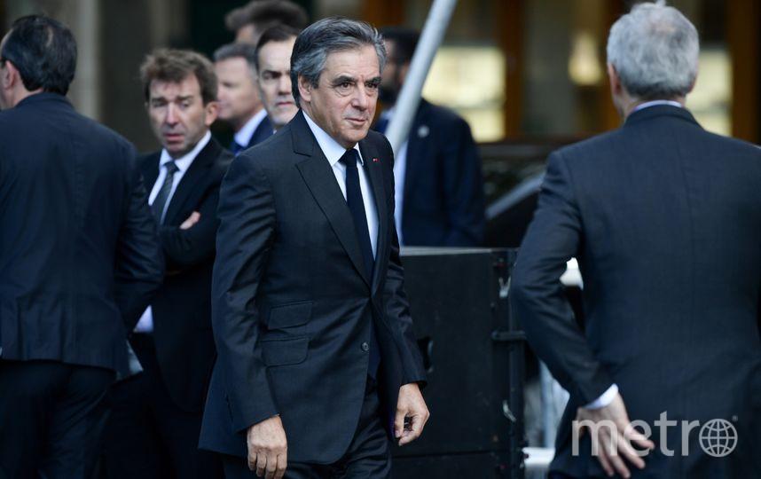 Бывший премьер-министр страны Франсуа Фийон. Фото AFP