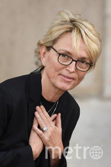 Дочь Жака Ширака Клод. Фото AFP