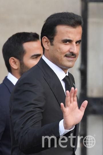 Эмир Катара Тамим бин Хамад Аль Тани. Фото AFP