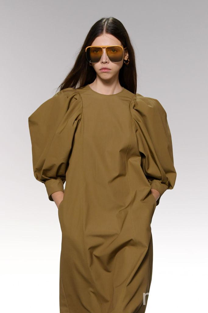 Показ Givenchy на Неделе моды в Париже. Фото Getty