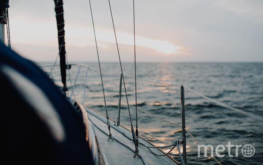 Корабль затонул в районе озера Верхнее. Фото Pixabay