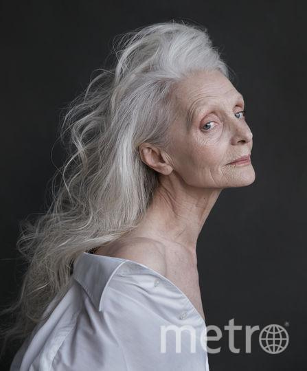 Валентина Ясень может воссоздать любой образ. Фото Игорь Вавилов