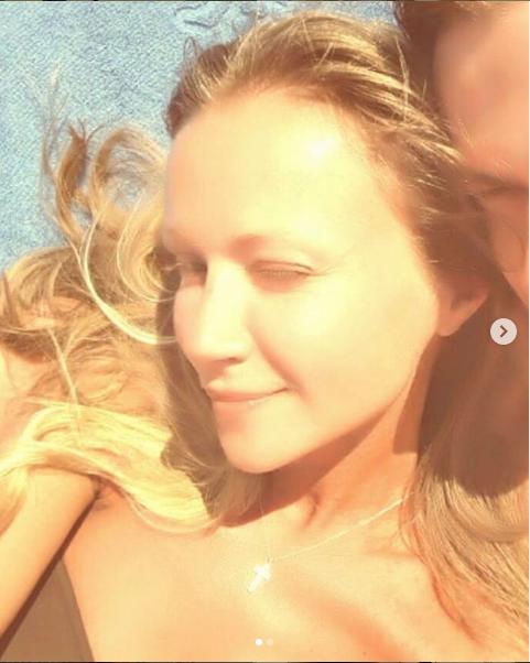 Мария Миронова с мужем. Фото скриншот instagram.com/mariya_mironova_actress