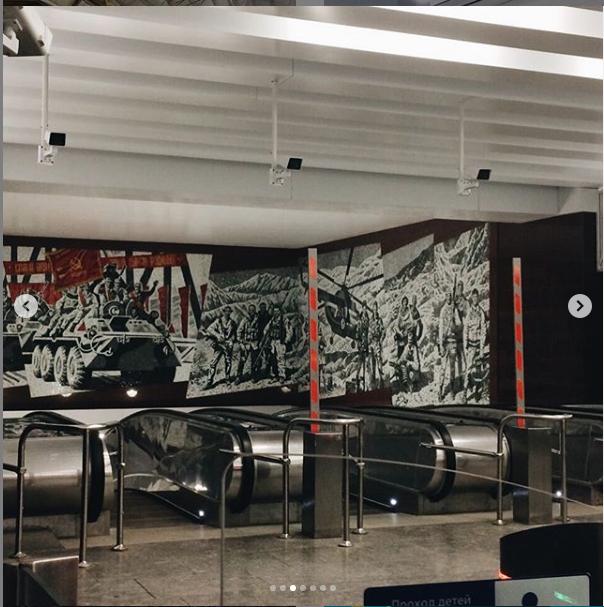 """Пока дата открытия новых станций 5 фиолетовой ветки не называется. Фото """"Metro"""""""