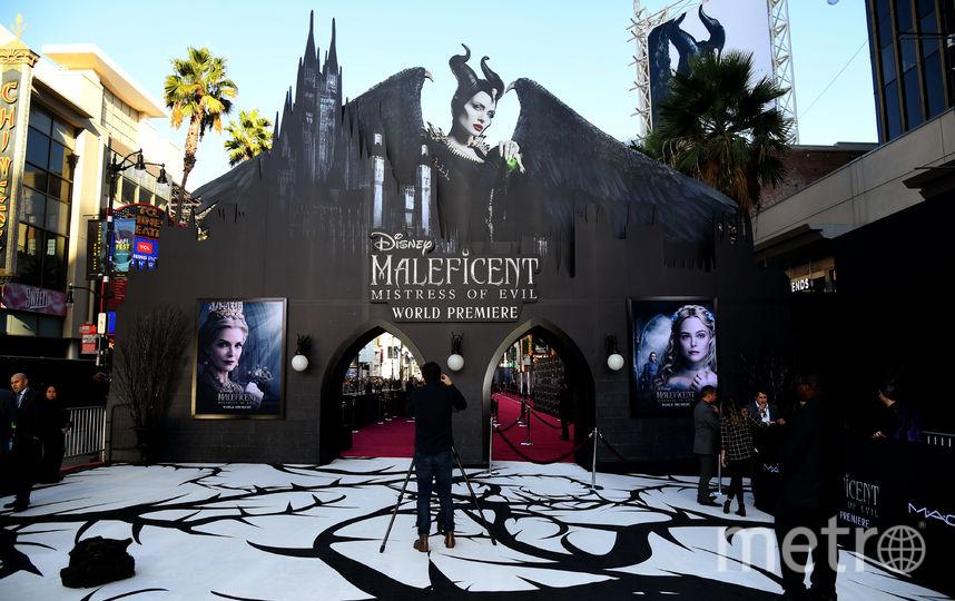 """премьера фильма """"Малефисента: Владычица тьмы"""" в Лос-Анджелесе. Фото Getty"""