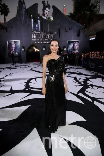 Анджелина Джоли. Фото Getty