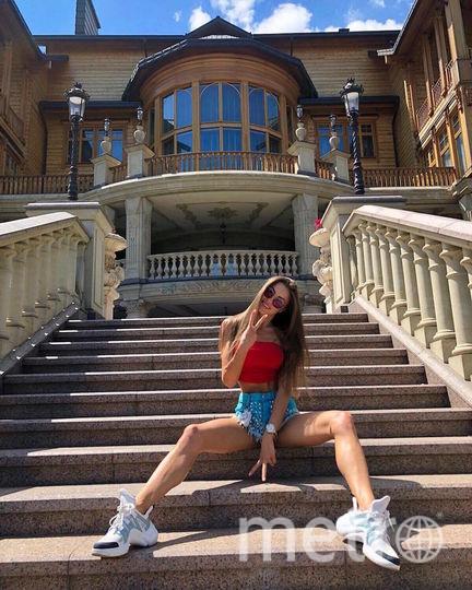 Маргарита Паша в повседневной жизни. Фото Скриншот Instagram/margoritapasha